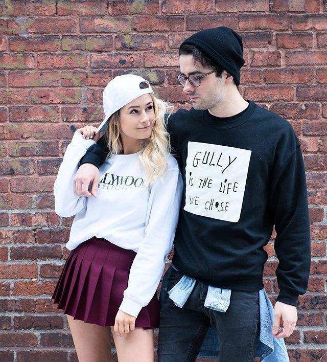 Voici Emma avec Jordan Hébert (son petit copain )❤lui aussi il a une chaîne YouTube