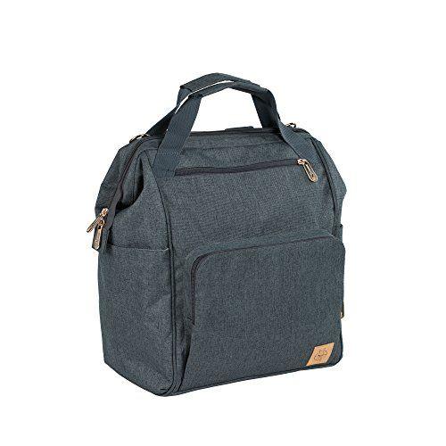 Lässig Glam 1103010222Changing Backpack Goldie Back Pack Grey