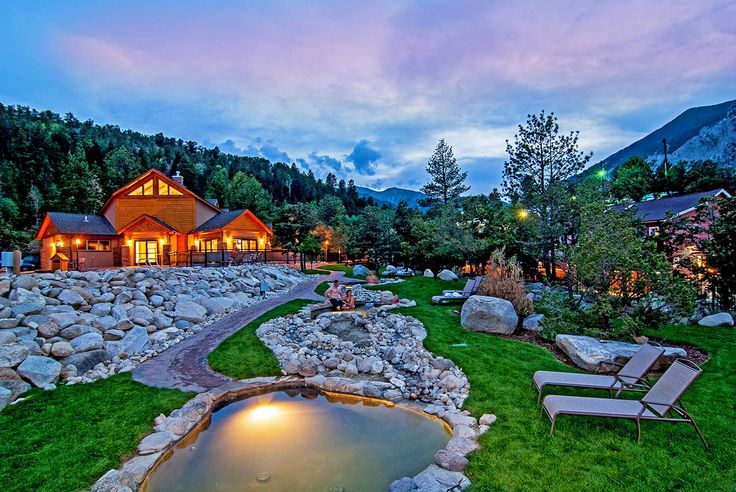 Mount Princeton Hot Springs Resort and Spa