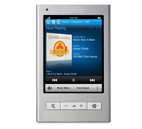 Sonos Controller 200 (CR200) includes Controller Charging Cradle