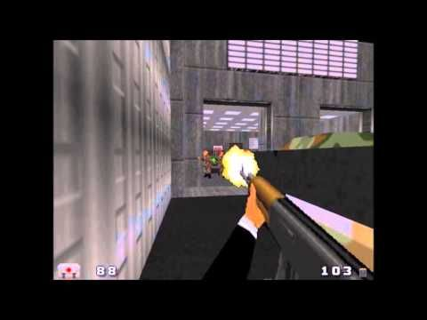 'GoldenEye 007' Is Being Remade in the 'Doom' Engine, and It Looks Great | Motherboard