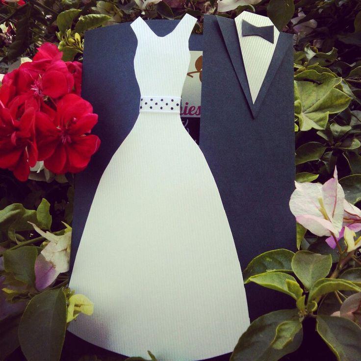 Invitaciones boda diy