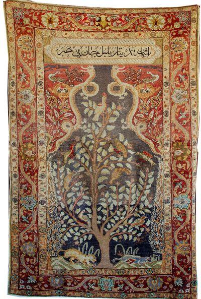 Kayseri Carpet 19th Century I Indigogallery