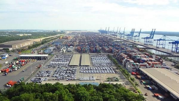 Port Klang, Malaysia