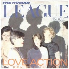 """7"""" 45RPM Love Action (I Believe In Love)/Hard Times by The Human League from Virgin Records (VS 435). 1981 synth pop single. In original picture sleeve that is in very good plus condition. Vinyl has some minor scuffs but is in very good plus condition. £1.75"""