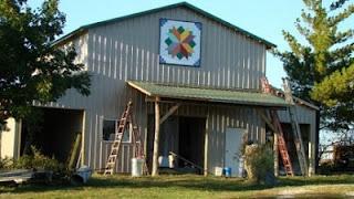 Blue Gate farm, Columbia, Iowa