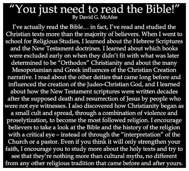 agnostic essay