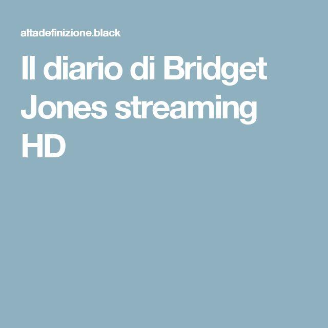 Il diario di Bridget Jones streaming HD