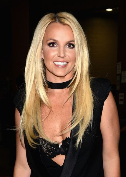 Britney Spears Through the Years 2013