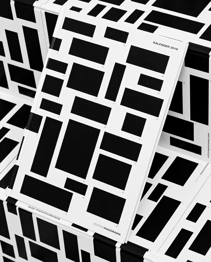 """thedesignerandthegrid:  """"Kalendervorschau 2016. Design by Deutsche & Japaner Creative Studio.  """""""
