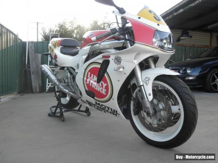 SUZUKI GSXR 750 1995 #suzuki #gsxr #forsale #australia