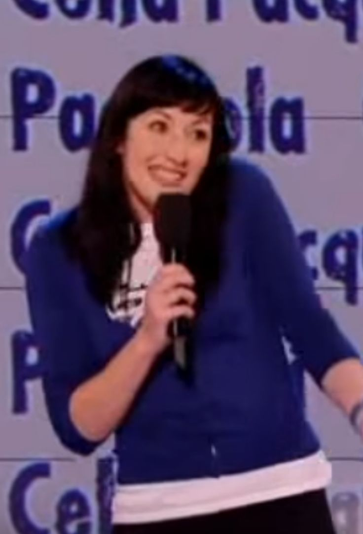 Celia Pacquola @ Russell Howard's Good News