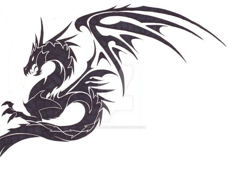 Cross's Dragon Tattoo by BrokenRapture781 on DeviantArt