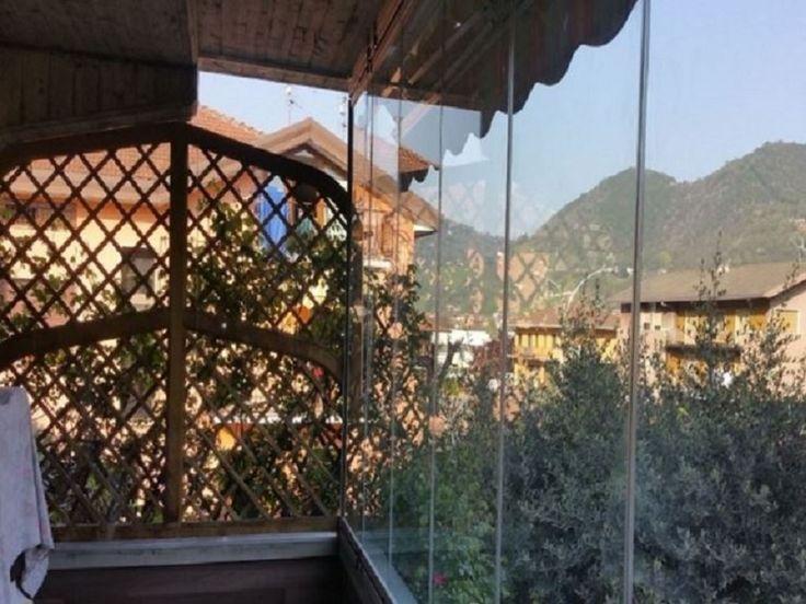 Vetrate per balconi chiusure balconi in vetro