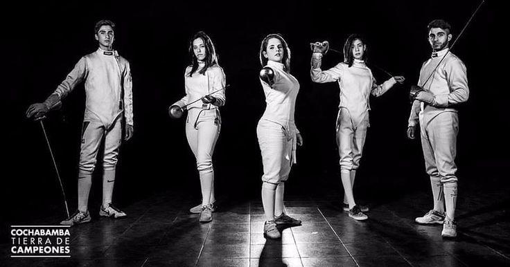 """920 次赞、 3 条评论 - Women's Fencing (@womens.fencing) 在 Instagram 发布:""""#cochabambatierradecampeos #boliviaesgrima #Cochabamba #esgrima #fencing #fencer #stronggirl…"""""""