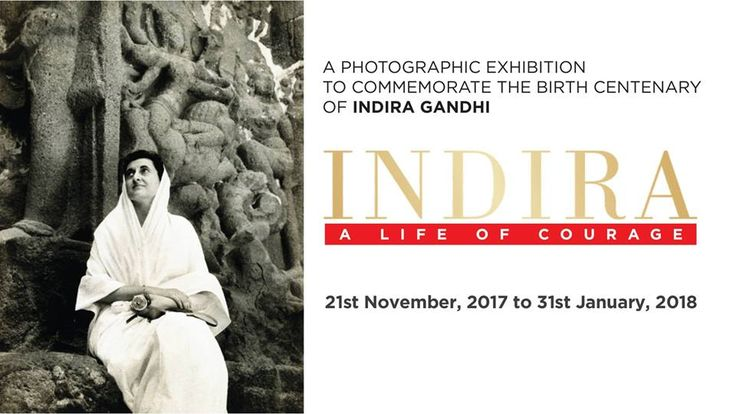 Marking 100 years since her birth on 19 November 1917, The Indira Gandhi Memorial Trust will celebrate her life and values with an exclusive photographic exhibition that will open to the public on 21st November 2017 at 1, Safdarjung Road, her erstwhile residence and home to the Indira Gandhi Memorial Museum (IGMM).
