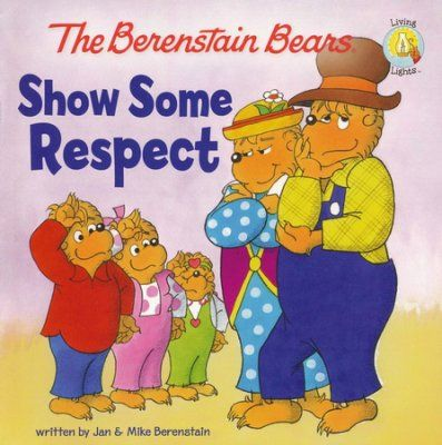 Living Lights The Berenstain Bears Show Some Respect