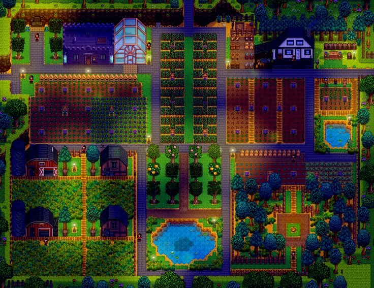 Community - Show off your farm! | Chucklefish Forums