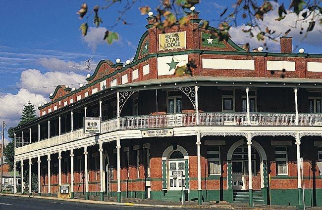 An Aussie Pub - Hotel