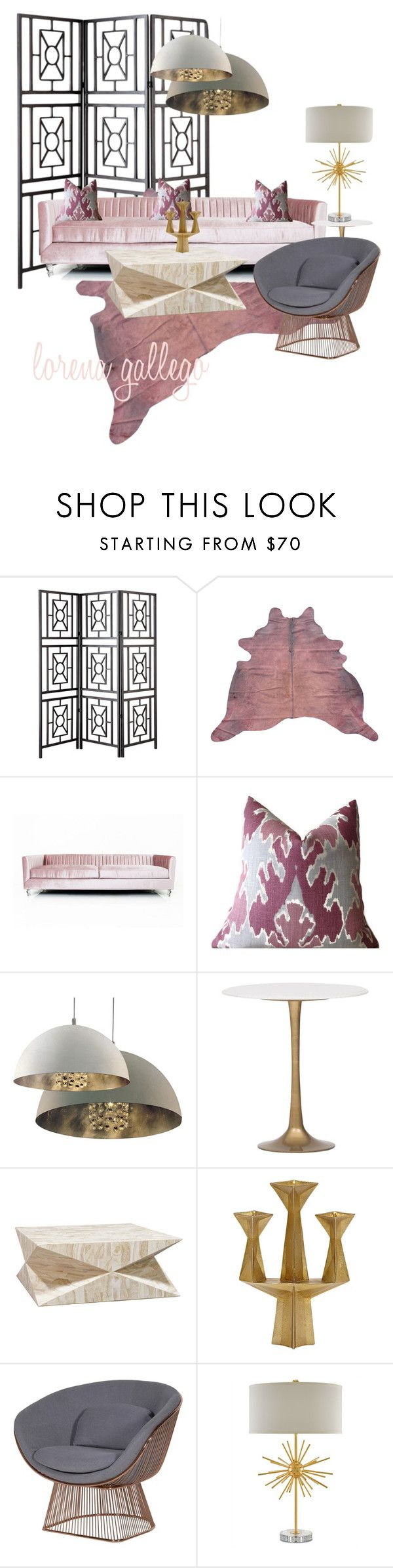 Home decor collage from january 2017 featuring currey company - Rosa By Lorena Gallego On Polyvore Featuring Interior Interiors Interior Design A Home Decor Collage From January