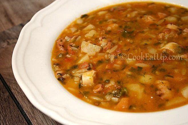 Πανόστιμες συνταγές για σούπες ⋆ Cook Eat Up!