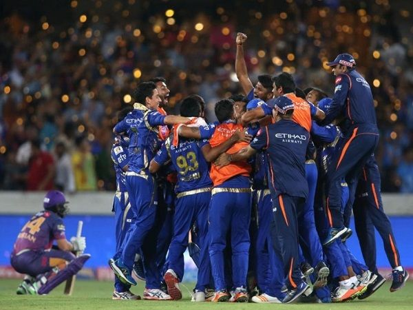 Mumbai Indians beat Rising Pune Supergiant by 1 run to win Vivo IPL 2017. Find RPS vs MI final match scorecard, man of the match and tournament.