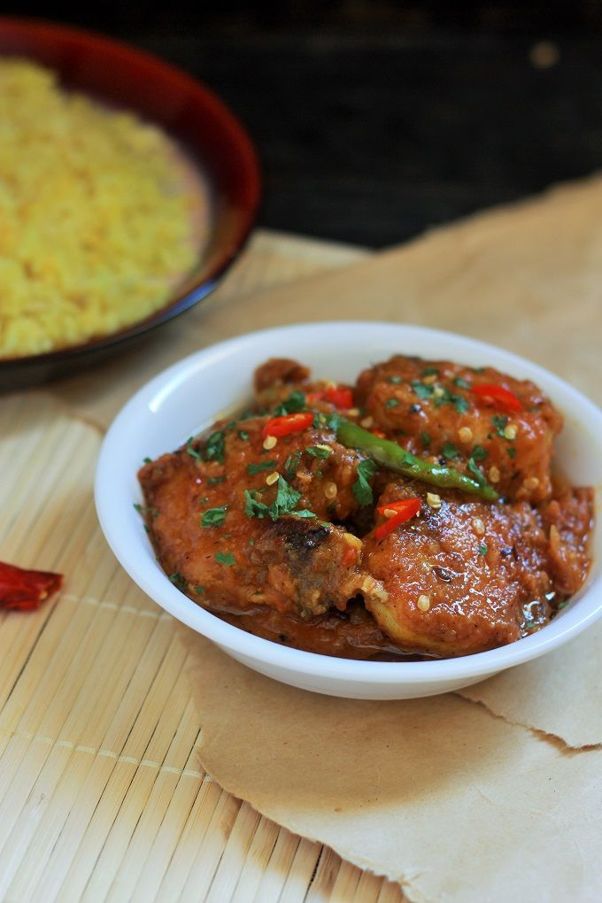 Fish Tikka Masala Recipe in oven is an Indian boneless grilled fish gravy that is very popular around the world. Tikka meaning a chunk or a cube which is marinated and grilled to perfection and then cooked in a gravy to yield a delicious, creamy tikka masala.