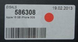 Barcode Etiketten