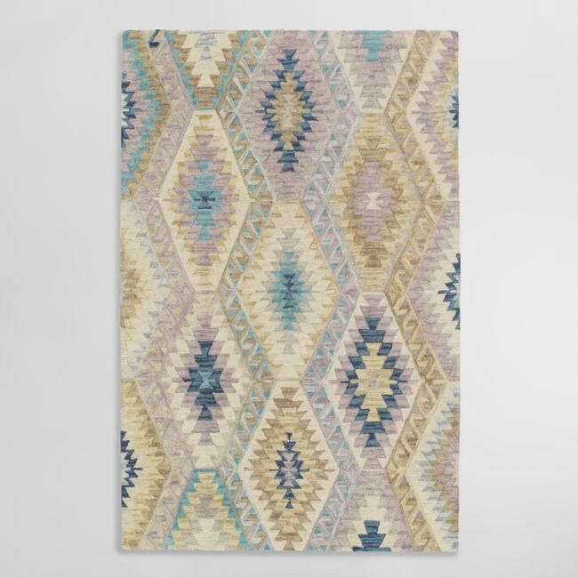 Gypsy Wool Area Rug | World Market