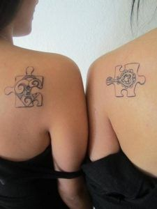 Couple Tattoo Designs 73