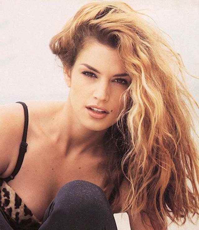 Cindy Crawford 90's