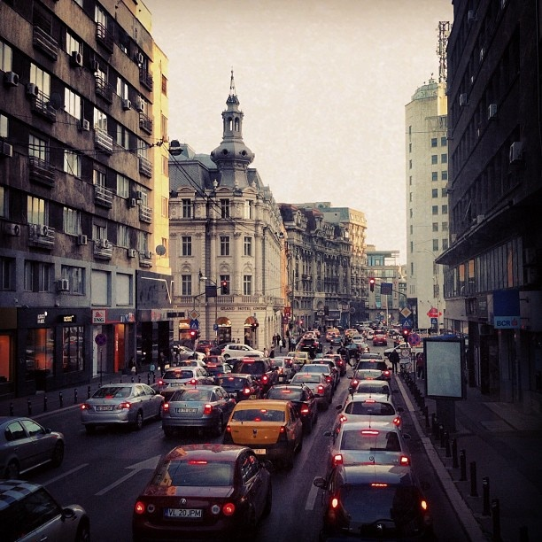 #Bucharest