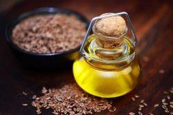 льняное масло для красоты