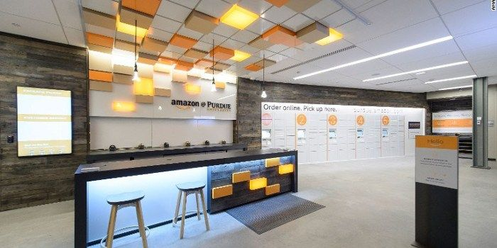 Amazon does the unthinkable, opens its first brick and mortar store