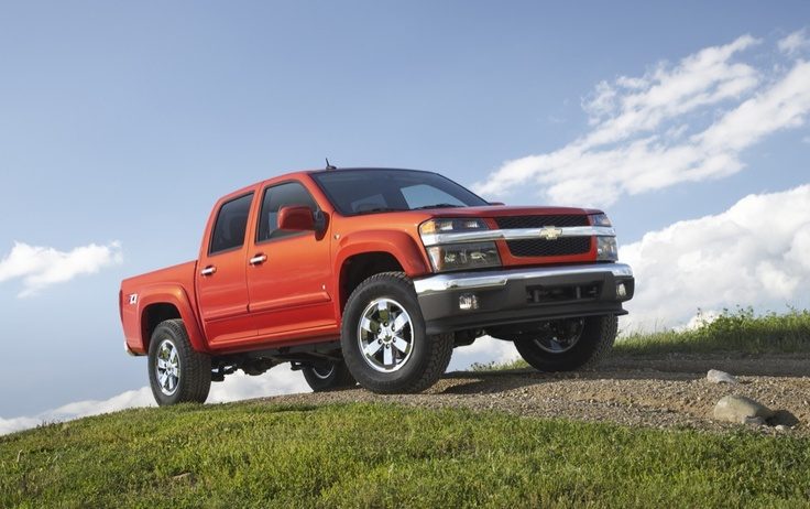 2008 chevy colorado recalls