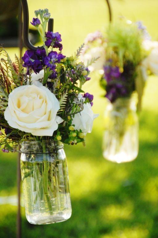 Sommerliche Dekoration für eine Gartenparty! #sommer #summer #twbm #blumen #flowers #garten #outdoor #dekoration #decoration