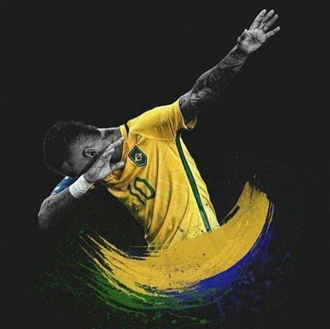Neymar, Panda PandaPandaPandaPanda  Dab