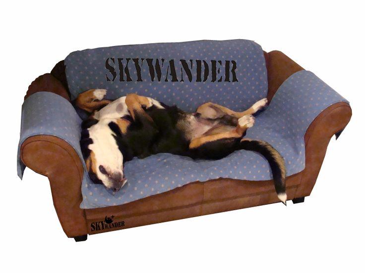 Pelíšek pro psa - sedačka SKYWANDER