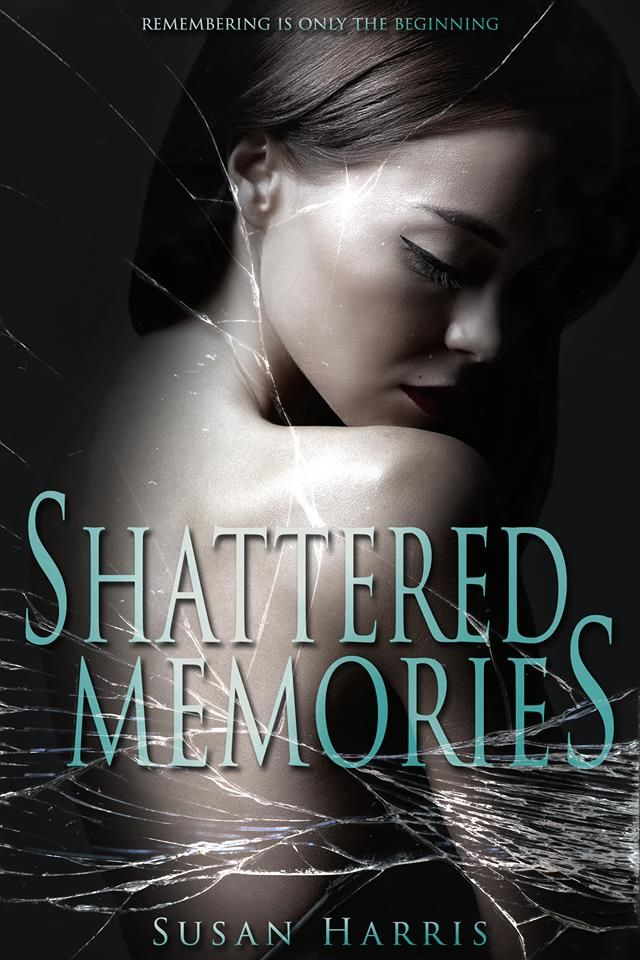Shattered Memories cover :-)