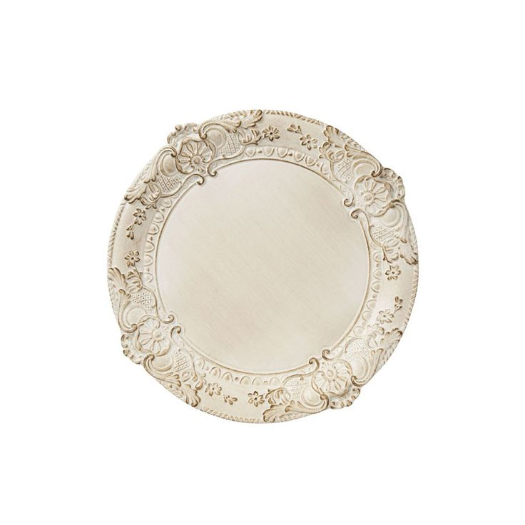 Luxury charger plates for your tabletop decor. Also known as presentation plates and show plates, available in a variety of colours, materials and styles