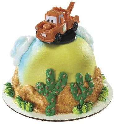 Toy Four Wheelers Cake Toppers