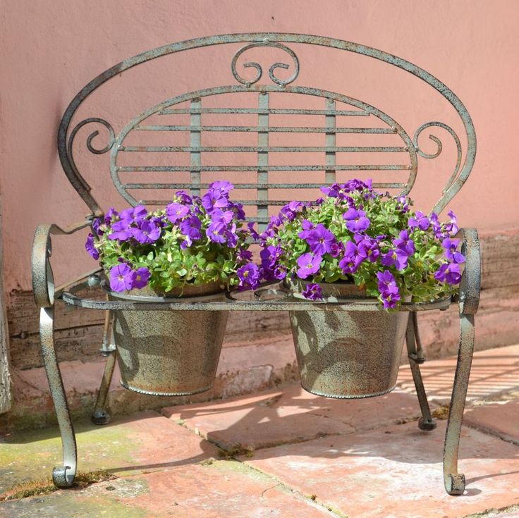 Planters Chairs: 1036 Best Images About Chair Planters On Pinterest