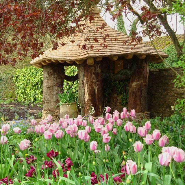 Les 27 meilleures images du tableau highgrove garden sur for Jardins anglais celebres