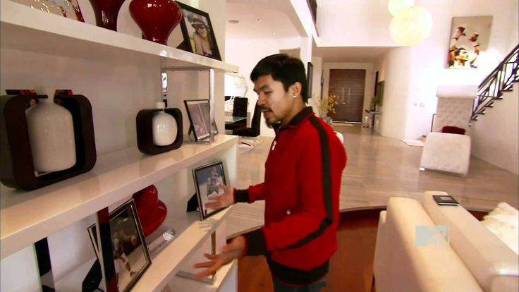 MTV Cribs  Manny Pacquiao.