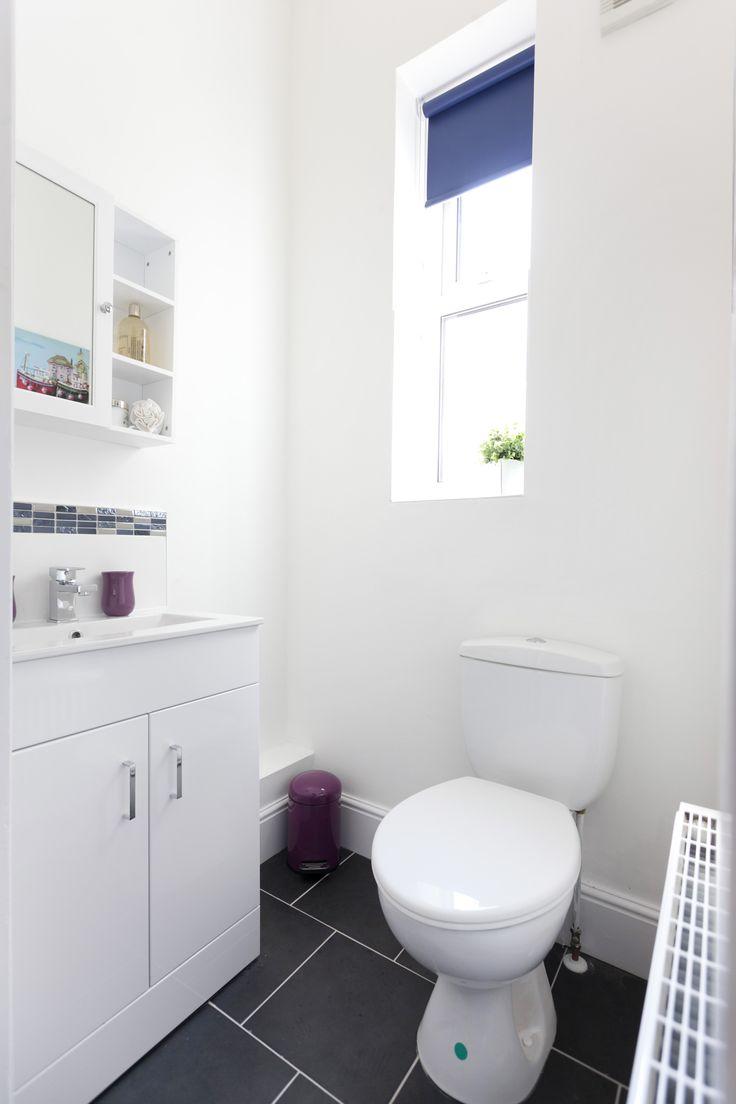 Your modern and stylish bathroom!