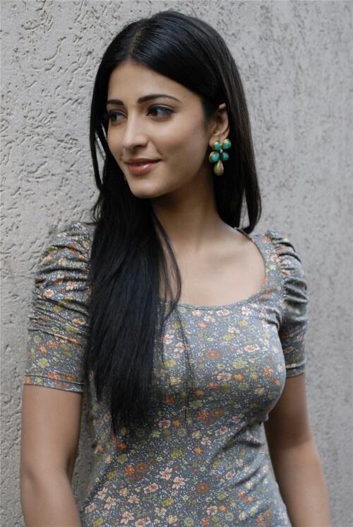 Shruti Hassan.