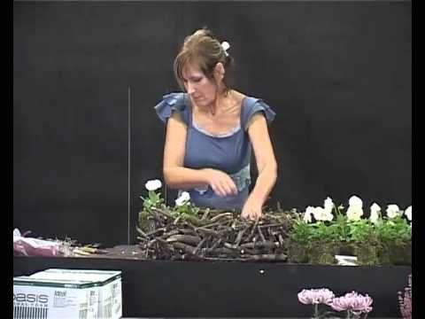 A Flora Hungaria virágkötészeti bemutatója 2011. október 5