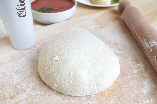 Pasta per pizza, scopri la ricetta: http://www.misya.info/2007/04/28/pasta-per-pizza.htm