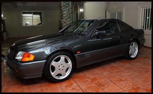 MERCEDES-BENZ R129 500SL
