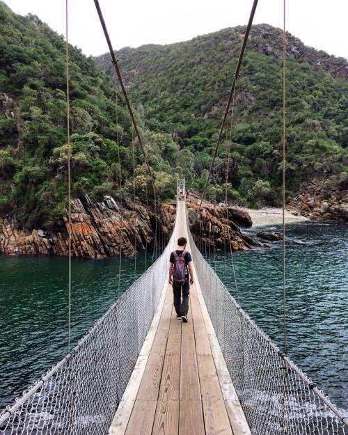 Tsitsikamma National Park, Tuinroete, Tuinroute, Garden Route, Suid-Afrika, Zuid-Afrika, South Africa